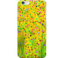 Impressionist meadow - iPhone case iPhone Case/Skin