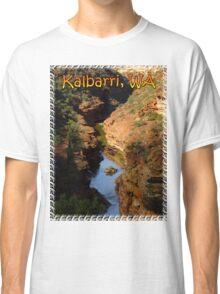 Z bend, Kalbarri Classic T-Shirt