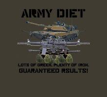 Army Diet Unisex T-Shirt