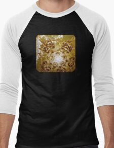 Energize, Surreal Nature Men's Baseball ¾ T-Shirt