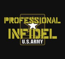 Professional Infidel by DragonLantern