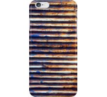 Rusted Iron iPhone Case/Skin