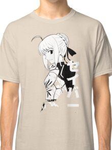 Fate/Stay night & Fate/Zero - SABER Classic T-Shirt
