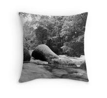 Mossman Gorge, Far North Queensland Throw Pillow