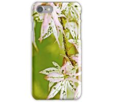 Maple Madness iPhone case. iPhone Case/Skin