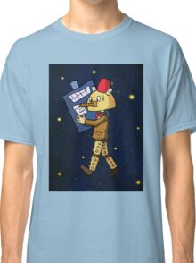 Halloween Doctor Who Classic T-Shirt