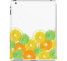 Citrus Fruits iPad Case/Skin
