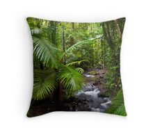 Cape Tribulation, Far North Queensland Throw Pillow
