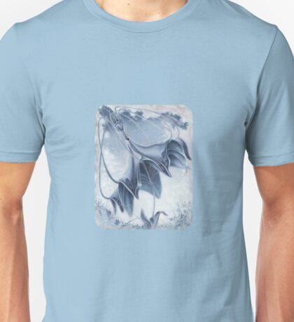 Crown Parasol, Surreal Nature Unisex T-Shirt