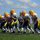 Gridiron Gang by Michael Degenhardt