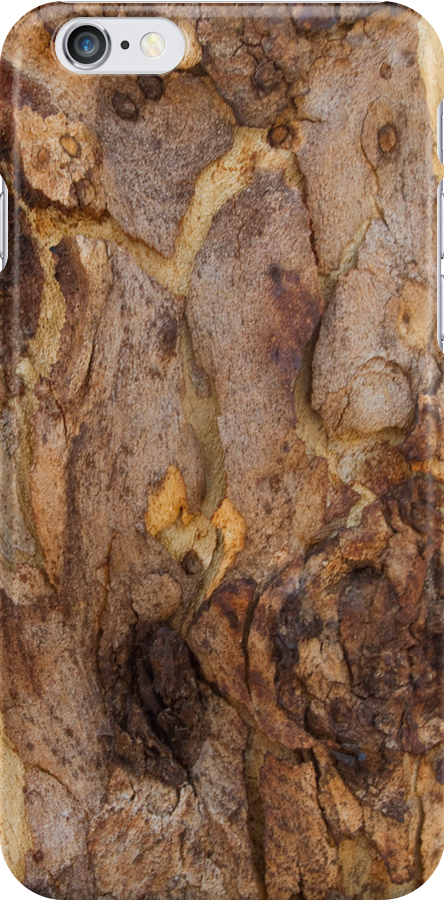 bark i-Phone cover by pennyswork