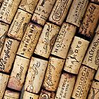 Wine Corks 1 (iP4) by Werner Padarin