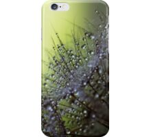 Fuzzy Drops of Awesomeness iPhone Cover iPhone Case/Skin
