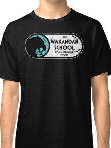 The Wakandan School For Alternative Studies Classic T-Shirt
