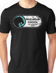 The Wakandan School For Alternative Studies Unisex T-Shirt