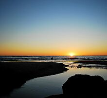 Sunset - iPhone Cover by Richard Owen