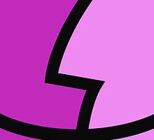 Finder my iPhone (pink) by Alisdair Binning