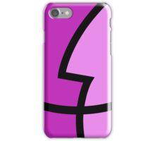 Finder my iPhone (pink) iPhone Case/Skin