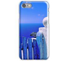 Greek blue gate - iPhone case iPhone Case/Skin