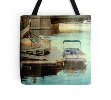 Milwaukee River View © Tote Bag