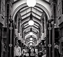 Burlington Arcade, London by Cara Gallardo Weil