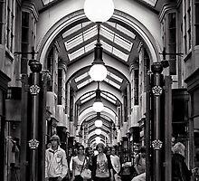 Burlington Arcade, London by Cara Gallardo Weil