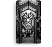 Burlington Arcade, London Canvas Print