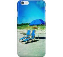 Beach Chairs (iPhone case) iPhone Case/Skin