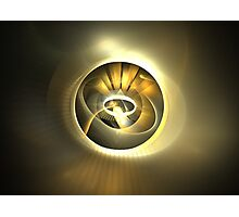 Solar Ellipse Photographic Print