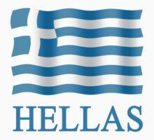 Hellas - Greece - Greek by stuwdamdorp