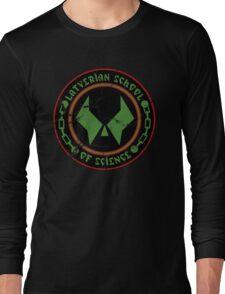 Latverian School of Science Long Sleeve T-Shirt