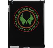 Latverian School of Science iPad Case/Skin