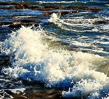 Waves - iPhone Cover by Richard Owen