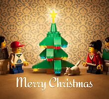 Family Christmas by powerpig