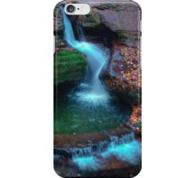 Adams Falls (iPhone Case) iPhone Case/Skin