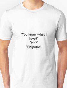 Chipotle Love <3 T-Shirt