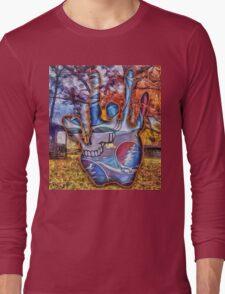 Lazy Autumn Home Long Sleeve T-Shirt