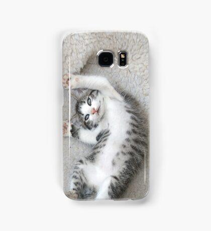 Cat Nap Samsung Galaxy Case/Skin