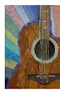Guitar Sunshine by Michael Creese