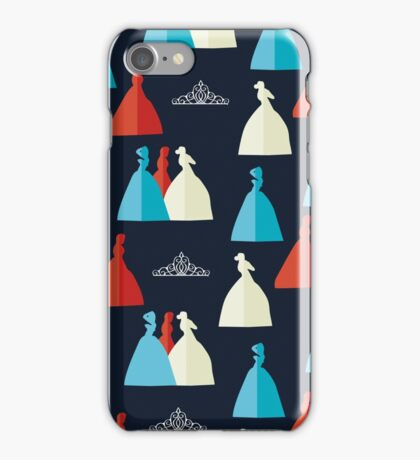 The Selection pattern iPhone Case/Skin