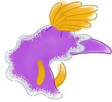 Hypselodoris Apolegma by Venus Hound