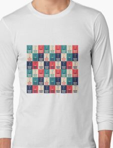 Graphic Design Long Sleeve T-Shirt