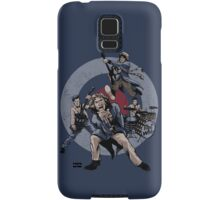 The WHOs Samsung Galaxy Case/Skin