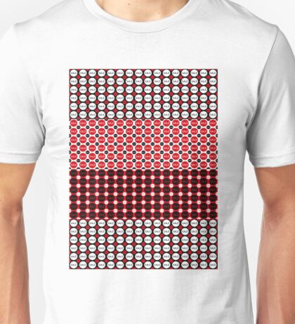 Rows of sales Unisex T-Shirt