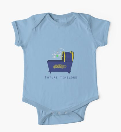 Future Timelord One Piece - Short Sleeve
