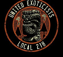 United Exoticists by Bronzarino