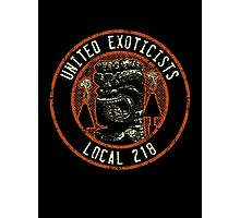 United Exoticists Photographic Print
