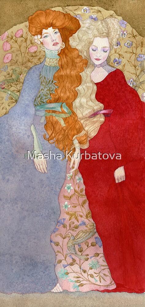 א by Masha Kurbatova
