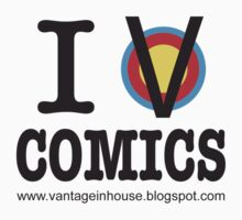 I V:IP Comics by Victor  Dandridge