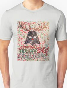 Christmas Star Wars Collage T-Shirt